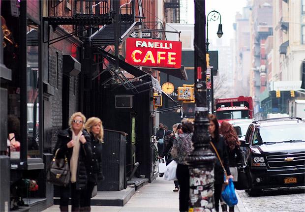 Lower Manhattan, Soho and East Village - ten street photos