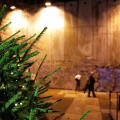 Bethlehem Unwrapped sees an 8 metre concrete wall built in front of St James's Church, Piccadilly