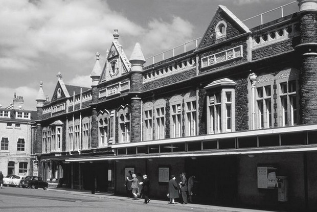 Cardiff Queen Street station gets its old platforms back as part of £220m rail improvement scheme