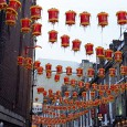 The Chinese new year has once again brought big crowds into the centre of London, and there's a full day's worth of events programmed for the West End.