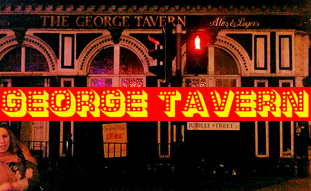 Save the George Tavern in Stepney - sign this petition now