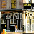 Another grand old pub is under threat, with the Grade II listed George Tavern in Commercial Road, Stepney under threat from developers who have purchased the adjoining site.