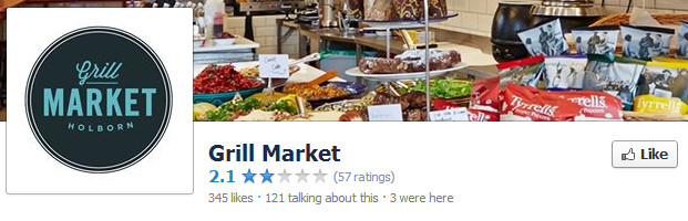 Here's how to unravel a social media campaign in minutes, the London Grill Market way!