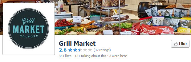 Here's how to unravel a social media campaign in minutes, the London Grill Market, way!