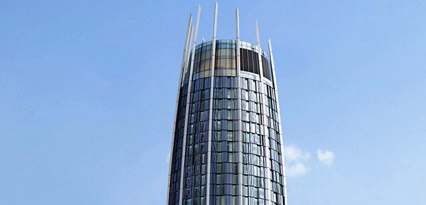 Coming soon: 1 Merchant Square, the tallest building in Westminster, London