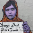 This striking piece of graffiti supporting the campaign to reunite 200 kidnapped Nigerian girls with their parents was seen in Morgan Avenue, Bushwick, an area located in the northern part of […]