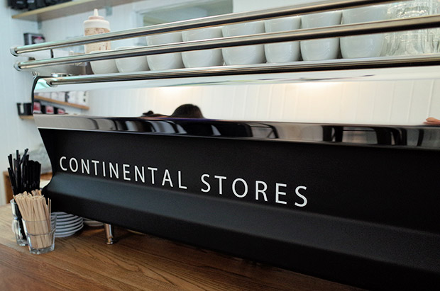 Store Street Espresso opens up the Continental Stores in Tavistock Place, London