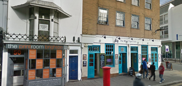 Blind Tiger Club in Brighton mothballed thanks to a single neighbour's noise complaint