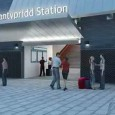 Network Rail has uploaded a slick video showing off the proposed improvements to Pontypridd station in the south Wales Valleys.