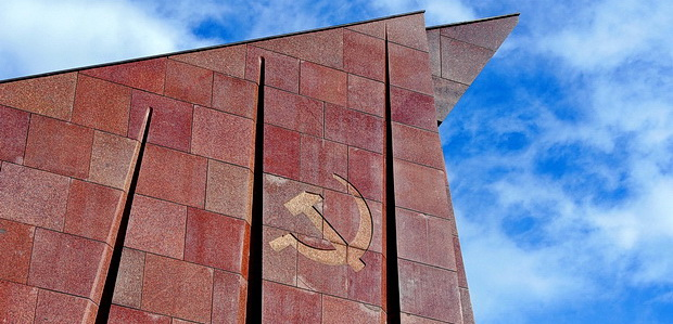 Photos of Treptower Park, the Soviet War Memorial in Berlin, Germany