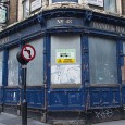 I first wrote about this disused pub in central London back in January 2010, when it was already closed and boarded up. Some thirteen months later, the long-empty space was brought back […]