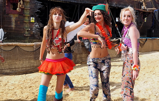 Boomtown Fair 2014 - the final set of photos from a great festival