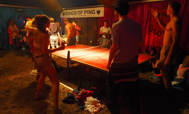 A hearty night of fun at the Park Hotel in Boomtown Fair