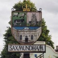 Photos of Saxmundham town centre, buildings and architecture, East Suffolk