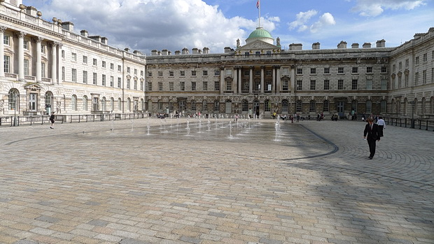 A trip to Somerset House and the Return of the Rudeboy Exhibition, Strand, London