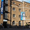 Exploring London and the River Thames at the Museum of London Docklands at West India Quay
