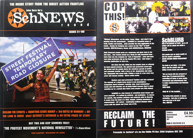 Farewell to SchNEWS, Britain's best activist newsletter