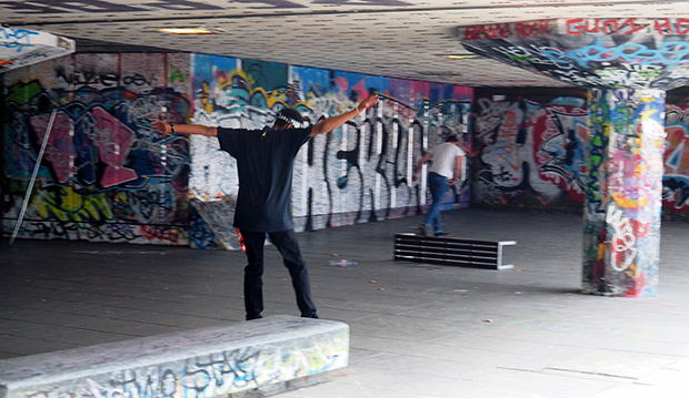 London's Southbank skaters to stay as undercroft redevelopment plans axed