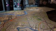I first visited the Building Centre back in 2011 and was suitably impressed by the amazing Pipers 1:1500 scale model of London which dominates theground floor.