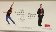 Looking like something straight out of the 1970s is the offensivepiece of advertising byestate agents Strutt & Parker, as seen on the London Underground today. (UPDATE 21st Nov: The company […]