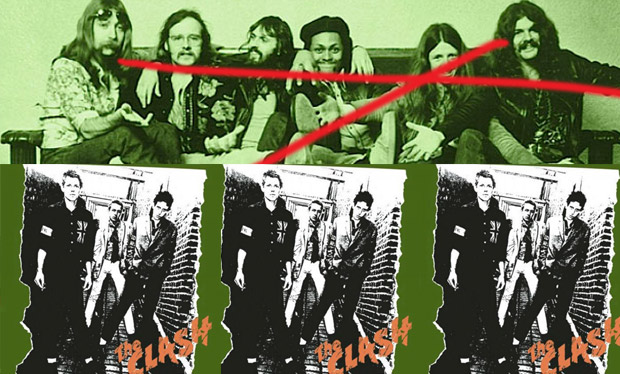 From the Valleys to the Roxy: Welsh punk rock dreams from the 1970s