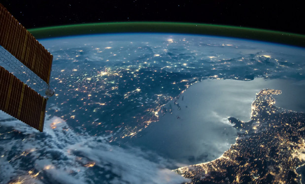 Watch this incredible video created by an astronaut on the International Space Station