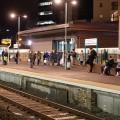 Cardiff Queen Street station - new platform now open