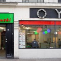 Now that is clever: Foyles former shop rebranded as O Yes Sushi