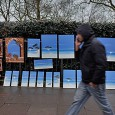 Here's a  small set of photos from a rainy London weekend. Above, a man passes a collection of beach paintings hung on the railings of Green Park, on Piccadilly. The artist sagely […]
