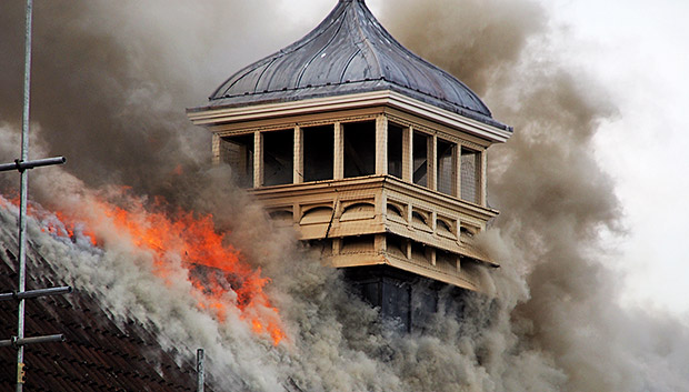Battersea Arts Centre fire - online appeal launched