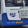A freshly launched South Wales bus company managed to disenfranchise and alienate a large chunk of their customer base with some truly dreadful sexist advertising.