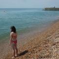 Bars, beer, beach and sunburn: Brighton basks in the early July sunshine