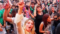 Continuing our comprehensive coverage of this year's wonderful Boomtown Festival, here's a selection of photos taken around the town centre, with lots of crowd shots of people watching Goldie Looking […]