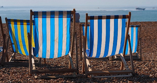 Brighton: an early autumn stroll along the seafront in photos
