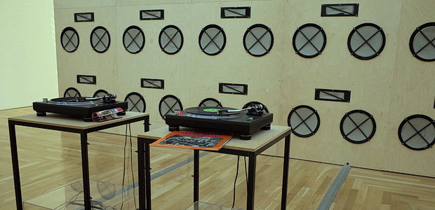 Sound as a weapon: DJs crack the clay at Mute at the National Museum of Wales