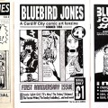Bluebird Jones football comic exhibition opens in Cardiff, 17th Oct - 1st Feb 2016