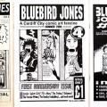 Bluebird Jones football comic exhibition opens in Cardiff, 17th Oct - 1st Feb 2016
