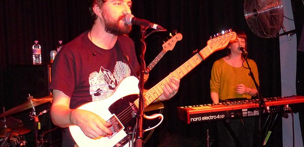 Formed in Glasgow in 2007,Admiral Fallow are another of those relatively obscure Scottish bands that I seem inexorably drawn to (see also: The Blue Nile/Doll By Doll etc), and a […]
