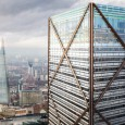 Measuring 309.6 meters in height, this new building proposed by architect Eric Parry will be the tallest building in the City of London.