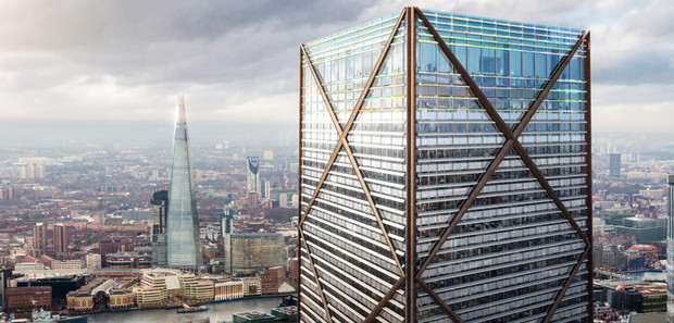 Proposed tallest skyscraper in the City Of London is a boring box