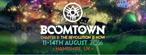 Boomtown 2016 headline artists announced, more to come