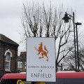 In photos: Enfield, north London: signs, architecture, town centre and more