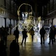 Luminary is a fascinating series of LED light drawings exhibited in two parts inside the Fabrica gallery in Brighton. The installation in theformer Regency church takes the form of a […]