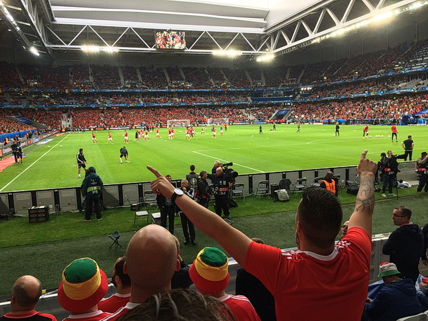 Wales and the Euro 2016 Championships: the beautiful journey