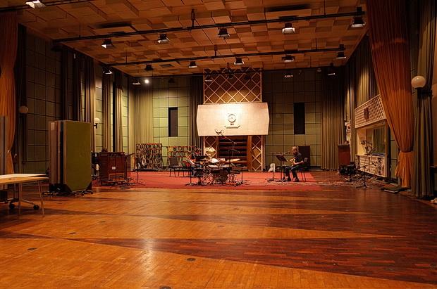 A look around BBC's wonderful Maida Vale Studio MV3, west London