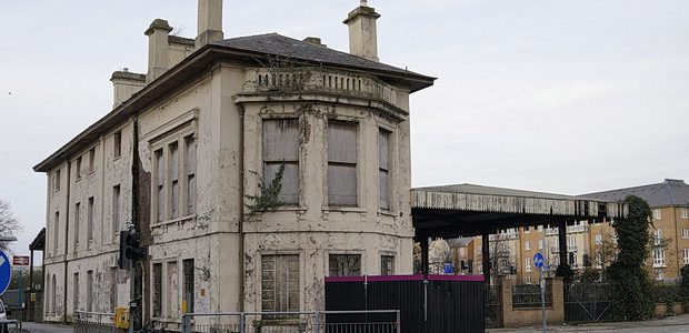 We wrote about the terrible state of the formerBute Road Station, in Cardiff Bay, exactly five years ago, and it's sad to see that station continues to decline. Such is […]