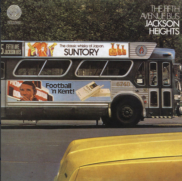 Jackson Heights ‎– The Fifth Avenue Bus