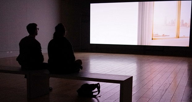 Slow-moving, compelling cinematic visions with Amie Siegel: Strata at the South London Gallery