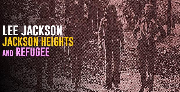 In praise of the 1970s obscure: Press cuttings for Jackson Heights, Lee Jackson and Refugee