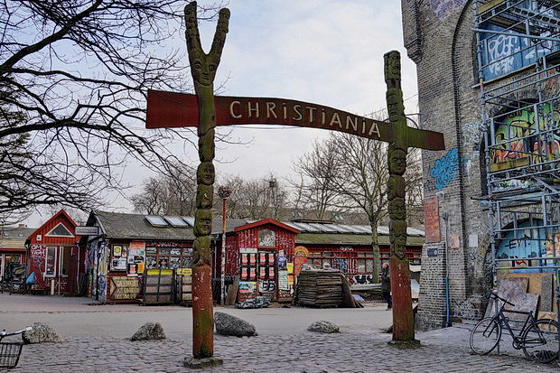 In photos: Freetown Christiania, a self-proclaimed autonomous neighbourhood in Copenhagen, Denmark